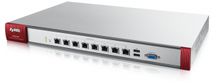 USG310-RU0102F Межсетевой экран ZYXEL USG310 UTM BDL Firewall Appliance 10/100/1000, 8x configurable UTM Bundle (AS,AV,CF,IDP) 1 YR