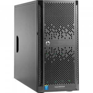 780852-425 ProLiant ML150 Gen9 E5-2620v3 Hot Plug Tower(5U)/Xeon6C 2.4GHz(15Mb)/1x16GbR2D_2133/H240(ZM/RAID 0/1/10/5)/1x1TbSATA(4/up8)LFF/DVDRW/iLOstd(no port)/2