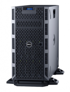 T330-AFFQ-01t Dell PowerEdge T330 Tower no HDD caps/ no CPU(E3-1200v5)/ HS/ no memory(4)/ H330/ noHDD UpTo8LFF HotPlug/ DVDRW/ iDRAC8 Ent/ 2xGE/ 1xRPS495W(2up)/ Bez