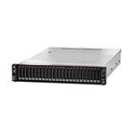 "7X06A00NEA Lenovo ThinkSystem SR650 Rack 2U, Xeon Gold 6140 18C (2.3GHz/140W), 32GB/2666MHz/2Rx4/1.2V RDIMM (up to 24), noHDD 2,5"" (up to 8/24), SR 930-8I (2GB F"