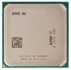 Процессор AMD A6 9400 AM4 (AD9400AGM23AB) (3.4GHz/AMD Radeon R5) OEM