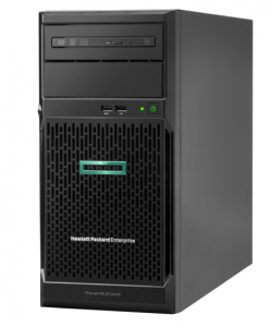 P06789-425 ProLiant ML30 Gen10 E-2134 Hot Plug Tower(4U)/Xeon4C 3.5GHz(8MB)/1x16GB2UD_2666/S100i(ZM/RAID 0/1/10/5)/noHDD(4)LFF/noDVD/iLOstd(no port)/1NHPFan/PCIf