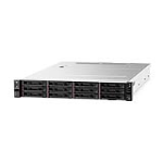 "7X04A007EA Lenovo TS ThinkSystem SR550 Rack 2U,Xeon 4110 8C (2.1GHz/85W),16GB/1Rx4 RDIMM,2x300GB 10K 2,5"" HDD(upto8/16),SR 930-8i (2GB Flash),noDVD,nofree PCI,2x"