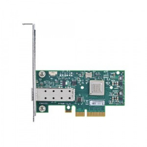 MCX311A-XCAT Mellanox ConnectX®-3 EN network interface card, 10GbE, single-port SFP+, PCIe3.0 x4 8GT/s, tall bracket, RoHS R6