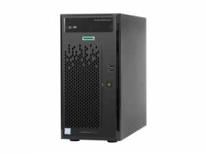 838124-425 ProLiant ML10 Gen9 E3-1225v5 NHP Tower(4U)/Xeon4C 3.3GHz(8Mb)/1x8GbU1D_2133/IntelRST(ZM/RAID 0/1/10/5)/2x1TB7.2K SATA6G(up4/5)LFF/DVDRW/Intel AMT 11.0