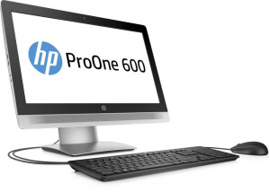 "X3J64EA#ACB HP ProOne 600 G2 All-in-One 21,5"" NT(1920x1080),Core i5-6500,4GB DDR4 (1x4GB),256GB 3D SSD,SuperMulti DVD,Wrless kbd&mouse,No mouse,Adjustable St 876,"