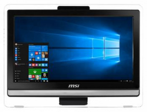 "9S6-AA8B11-070 Моноблок MSI Pro 20E 4BW-070RU 19.5"" HD+ PQC N3700 (1.6)/4Gb/1Tb 7.2k/HDG/DVDRW/Windows 10 Home Single Language/GbitEth/WiFi/BT/65W/клавиатура/мышь/Ca"