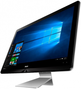 "90PT01N1-M03090 Моноблок Asus ZN220ICGK-RA040T 21.5"" Full HD i3 7100U (2.4)/4Gb/1Tb 5.4k/GF930MX 2Gb/Windows 10 64/WiFi/BT/65W/клавиатура/мышь/Cam/серый 1920x1080"
