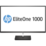 "2LU01EA#ACB HP EliteOne 1000 G1 AiO 27"" 4K IPS NT(3840x2160),Core i7-7700,8GB,1TB SSD,Wrless kbd&mouse,Intel BT/WLAN BT4.2WWvPro Label/IR+2MP Dual Webcam/Fingerpr"