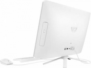 "2BW27EA Моноблок HP 22-b377ur 21.5"" Full HD i5 7200U (2.5)/8Gb/2Tb 7.2k/HDG620/DVDRW/Windows 10/GbitEth/WiFi/BT/клавиатура/мышь/Cam/белый 1920x1080"