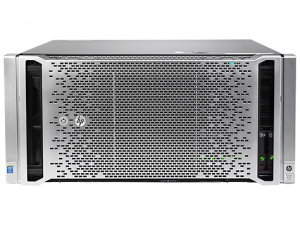 765821-421 ProLiant ML350 HPM Gen9 E5-2630v3 Rack(5U)/2xXeon8C 2.4GHz(20Mb)/2x16GbR2D_2133/P440arFBWC(2Gb/RAID 0/1/10/5/50/6/60)/noHDD(8/48up)SFF/noDVD/iLOstd/4H