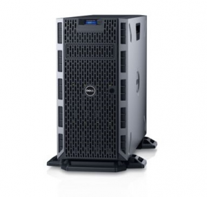 T330-AFFQ-611 Dell PowerEdge T330 Tower/ E3-1225v5/ 1x8Gb UDIMM(2400)/ H330/ 1x1,2Tb SAS 10k LFF/ UpTo8LFF HotPlug/ DVDRW/ iDRAC8 Exp/ 2xGE/ 1xRPS495W(2up)/ Bezel/