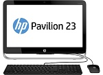 "V2F86EA#ACB HP Pavilion 23 23-q203ur 23""IPS FHD LED non touch,Core i5-6400T,8Gb (2x4Gb)1Tb+8Gb SSD,Intel HD Graphics,DVD RW,usb kbd/mouse,silver-white,Win 10"