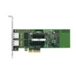 0C19506 Lenovo TopSel I350-T2 Dual ports 1Gbps(2xRJ-45) Ethernet I Server Adapter by Intel PCIe x4 v2.1 incl FH and LP bracket