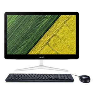 "DQ.B8TER.020 Моноблок Acer Aspire Z24-880 23.8"" Full HD i5 7400T (2.4)/4Gb/1Tb 5.4k/GF940MX 2Gb/DVDRW/CR/Windows 10/GbitEth/WiFi/BT/135W/клавиатура/мышь/Cam/серебр"
