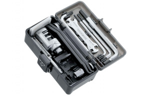Survival Gear Box w/holding clamp