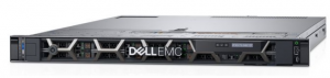 R440-7120-11 DELL PowerEdge R440 1U/ 4LFF/ 1x4110 (8-Core, 2.1 GHz, 85W)/ 1x16GB RDIMM/ 730P+ 2GB LP/ 4x480Gb MU SATA/ 2xGE/ 1x550W/ RC1/ iDRAC9 Ent/ DVDRW/ Bezel