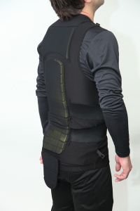 Men's Low-Pro Spine Protector