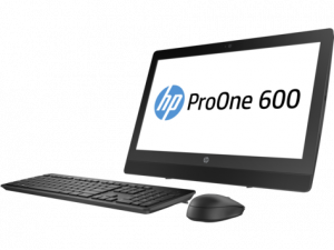 "2KR71EA#ACB HP ProOne 600 G3 All-in-One 21,5"" NT(1920x1080),Core i5-7500,4GB DDR4-2400 (1x4GB) SODIMM,1TB,DVD,Wireless Slim kbd & mouse,HAS Stand,Intel 7265 AC 2x"