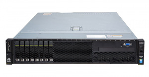 02311RVB Huawei RH2288 V3 8HD SFF (1*E5-2650 V4 CPU,1*16GB DIMM,No Raid Card,No HDD,4*GE,1*750W PSU,DVD,Static Rail Kit)