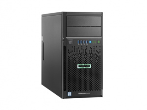 Сервер HPE ProLiant ML30 Gen9 1xE3-1240v5 1x8Gb LFF-4 SATA B140i 1Gb 2P 332i 1x460W (830893-421)