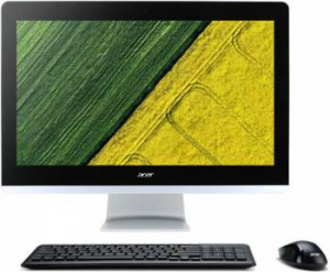 "DQ.B82ER.005 Моноблок Acer Aspire Z22-780 21.5"" Full HD i5 7400T/4Gb/1Tb/HDG/DVDRW/CR/Windows 10/GbitEth/WiFi/BT/135W/клавиатура/мышь/Cam/черный 1920x1080"