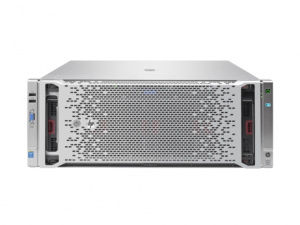 793312-B21 HP Proliant DL580 Gen9 E7-8890v3 Rack(4U)/4xXeon18C 2.5GHz(45Mb)/16x16GbR2D_2133(8xMC)/P830i(4Gb/RAID0/1/10/5/50/6/60)/noHDD(5/10up)SFF/opt.Ext. USB)/