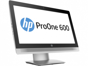 "X3J65EA#ACB HP ProOne 600 G2 All-in-One 21,5"" NT(1920x1080),Core i5-6500,8GB DDR4-2133 SODIMM(1x8GB),256GB 3D SSD,DVD+/-RW,USB Slim kbd/mouse,Adjust St,Intel 802."