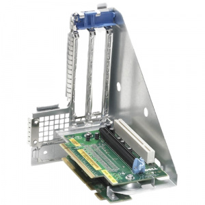 330-BBCM DELL PE R630 PCIe Riser for up to 2, x16 PCIe Slots for x8, 2 PCIe Chassis with 2 Processors