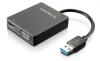 4X90H20061 Lenovo Universal USB 3.0 to VGA/HDMI Adapter ( M to F, Single VGA up to 2048x1152@ 60 Hz or HDMI up to 2560x1440@ 50 Hz, // VGA and HDMI output (conne