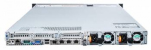"Сервер Dell PowerEdge R630 2xE5-2609v4 2x16Gb 2RRD x10 1x600Gb 10K 2.5"" SAS H730 iD8En 5720 4P 2x750W 3Y PNBD 2SD 8Gb (210-ADQH-2)"