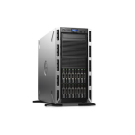 T430-ADLR-023 Dell PowerEdge T430 Tower/ 1xE5-2623v4/ 1x16Gb RDIMM 2400/ PERC H730 1Gb/1x300Gb SAS 10k/ UpTo(16)SFF HDD/DVDRW/iDRAC8 Ent/ 2xGE/ 1x750W(2up)/Bezel/3Y